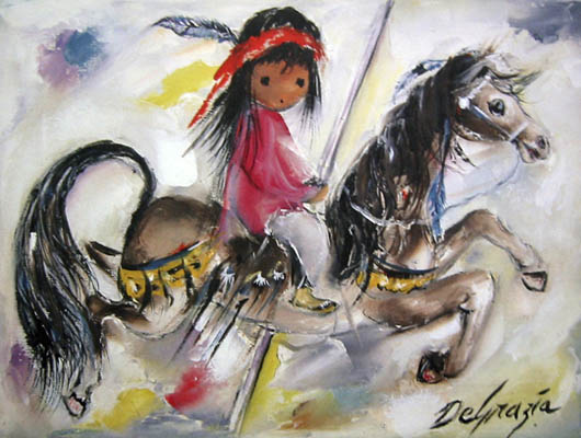 Degrazia 174 Gallery Prints Page 2