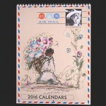 2016 DeGrazia Wall Calendar