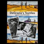2018 DeGrazia Wall Calendar
